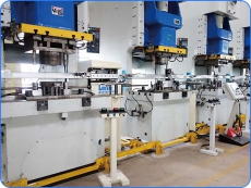 ONE BAR SYSTEM OBM-series For Multi-Presses Line