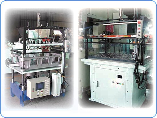 Multi-spindle Tapping Machine MTP-series