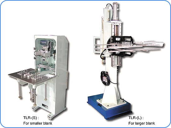 Turn-Over Device(left-right) TLR-series